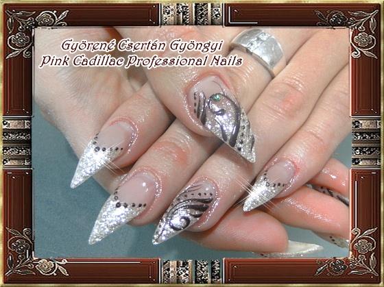 Györené Csertán Gyöngyi - Pink Cadillac Professional Nails Körömszalon - Györené Csertán Gyöngyi - 2010-06-27 20:22