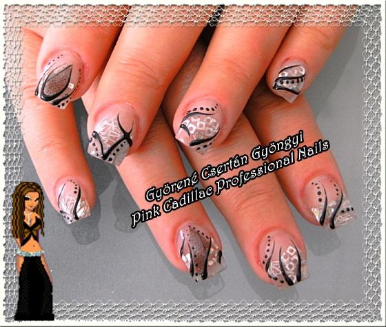 Györené Csertán Gyöngyi - Pink Cadillac Professional Nails Körömszalon - Györené Csertán Gyöngyi - 2010-06-27 20:32