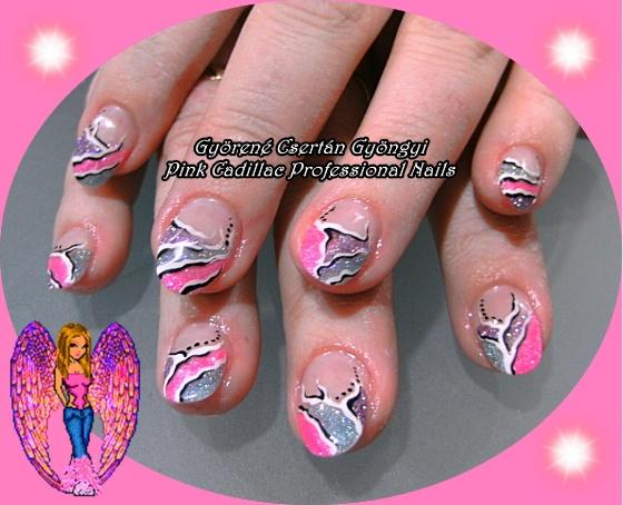 Györené Csertán Gyöngyi - Pink Cadillac Professional Nails Körömszalon - Györené Csertán Gyöngyi - 2010-12-05 16:59