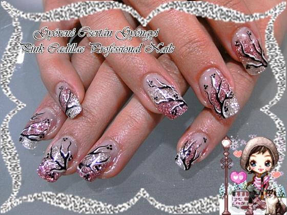 Györené Csertán Gyöngyi - Pink Cadillac Professional Nails Körömszalon - Györené Csertán Gyöngyi - 2010-06-27 20:40