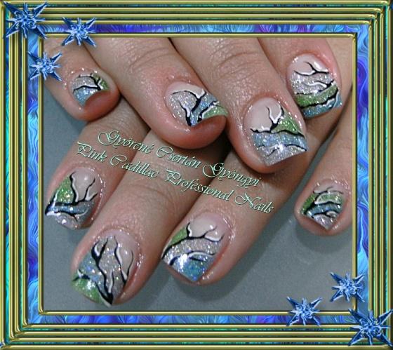 Györené Csertán Gyöngyi - Pink Cadillac Professional Nails Körömszalon - Györené Csertán Gyöngyi - 2010-12-05 16:56