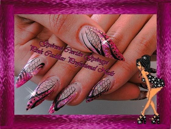 Györené Csertán Gyöngyi - Pink Cadillac Professional Nails Körömszalon - Györené Csertán Gyöngyi - 2010-06-27 20:55