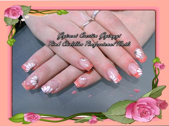 Györené Csertán Gyöngyi - Pink Cadillac Professional Nails Körömszalon - Györené Csertán Gyöngyi - 2010-06-27 21:08