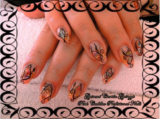 Györené Csertán Gyöngyi - Pink Cadillac Professional Nails Körömszalon - Györené Csertán Gyöngyi - 2010-12-05 16:47