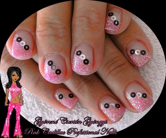 Györené Csertán Gyöngyi - Pink Cadillac Professional Nails Körömszalon - Györené Csertán Gyöngyi - 2010-12-05 16:39