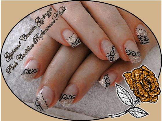 Györené Csertán Gyöngyi - Pink Cadillac Professional Nails Körömszalon - Györené Csertán Gyöngyi - 2010-12-05 16:37