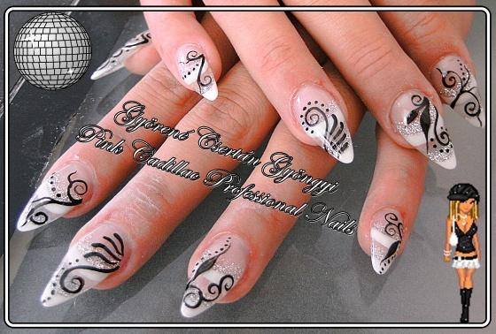 Györené Csertán Gyöngyi - Pink Cadillac Professional Nails Körömszalon - Györené Csertán Gyöngyi - 2010-12-05 16:34