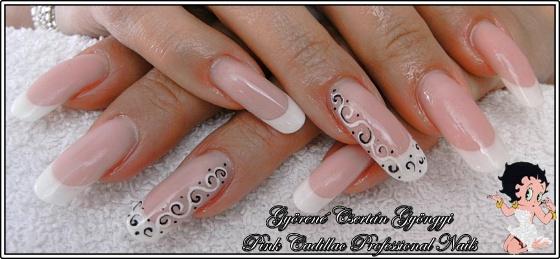 Györené Csertán Gyöngyi - Pink Cadillac Professional Nails Körömszalon - Györené Csertán Gyöngyi - 2010-12-05 16:24
