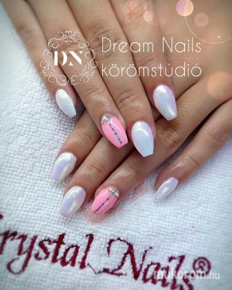 Dream Nails Körömstúdió - Aurora balerina - 2017-10-06 00:42