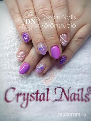 Dream Nails Körömstúdió - Unicorn style - 2018-07-11 00:22