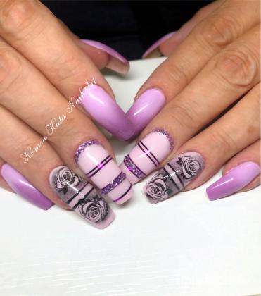 "Komm Kata (Kata Nails Stúdió)""Crystal Nails Referenciaszalon"" - lilla - 2019-10-09 19:01"