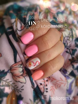 Dream Nails Körömstúdió - Flamingó szerelem  - 2021-01-13 11:11