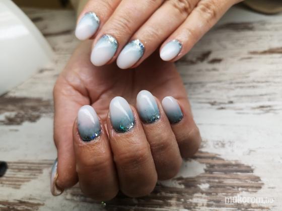 Kiss Vivien - Glitter milky ombre  - 2021-06-01 20:21