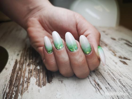 Kiss Vivien - Glitter milky ombre  - 2021-06-01 20:26