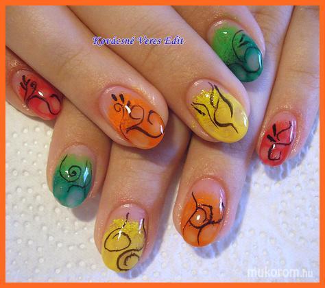 Veres Edit Vác - szivárványos színek - 2011-07-18 00:05
