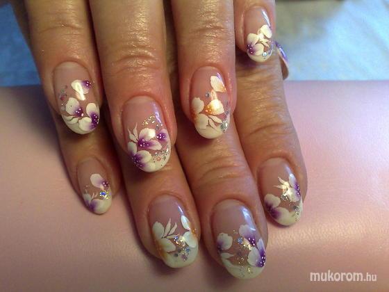 Klinkó Anett - francia kisvirágokkal - 2011-07-21 09:57