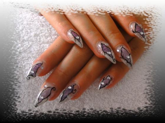Györené Csertán Gyöngyi - Pink Cadillac Professional Nails Körömszalon - Györené Csertán Gyöngyi - 2009-09-12 18:43