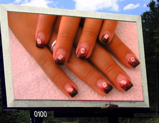 Györené Csertán Gyöngyi - Pink Cadillac Professional Nails Körömszalon - Györené Csertán Gyöngyi - 2009-09-12 18:46