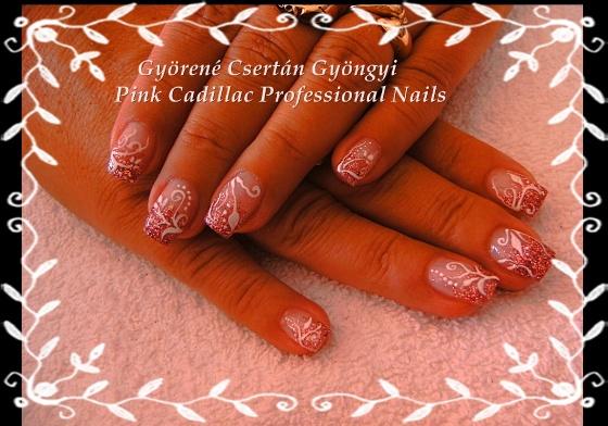 Györené Csertán Gyöngyi - Pink Cadillac Professional Nails Körömszalon - Györené Csertán Gyöngyi - 2009-10-18 16:55
