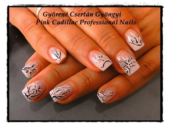 Györené Csertán Gyöngyi - Pink Cadillac Professional Nails Körömszalon - Györené Csertán Gyöngyi - 2009-10-18 17:10