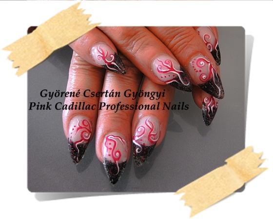 Györené Csertán Gyöngyi - Pink Cadillac Professional Nails Körömszalon - Györené Csertán Gyöngyi - 2009-10-18 17:25