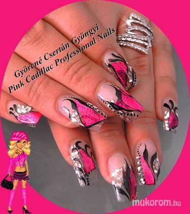 Györené Csertán Gyöngyi - Pink Cadillac Professional Nails Körömszalon - Katusnak - 2011-09-11 11:53