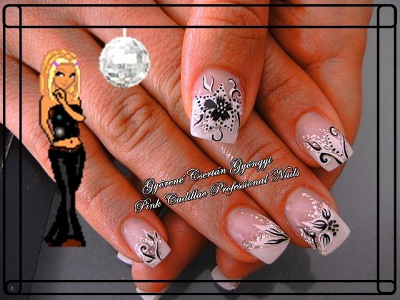 Györené Csertán Gyöngyi - Pink Cadillac Professional Nails Körömszalon - Györené Csertán Gyöngyi - 2009-10-23 20:37