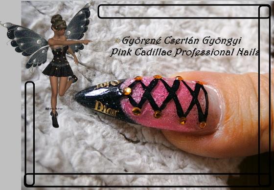 Györené Csertán Gyöngyi - Pink Cadillac Professional Nails Körömszalon - Györené Csertán Gyöngyi - 2009-10-23 20:58