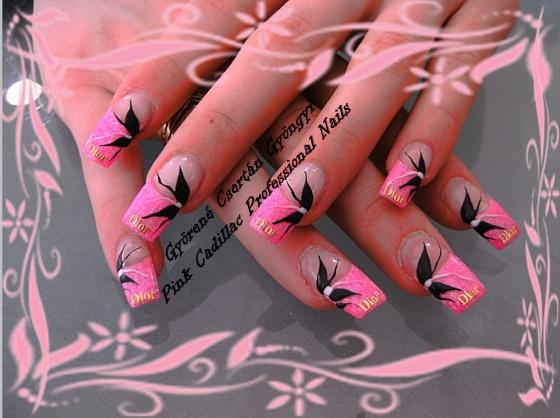 Györené Csertán Gyöngyi - Pink Cadillac Professional Nails Körömszalon - Györené Csertán Gyöngyi - 2009-10-23 21:03