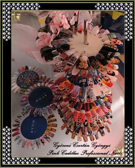 Györené Csertán Gyöngyi - Pink Cadillac Professional Nails Körömszalon - Györené Csertán Gyöngyi - 2009-10-29 22:36