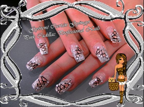 Györené Csertán Gyöngyi - Pink Cadillac Professional Nails Körömszalon - Györené Csertán Gyöngyi - 2009-12-29 16:44