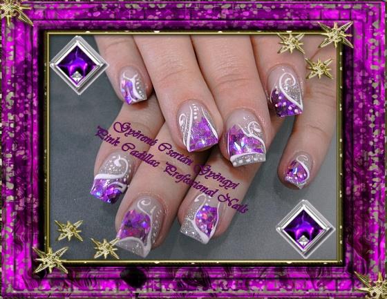 Györené Csertán Gyöngyi - Pink Cadillac Professional Nails Körömszalon - Györené Csertán Gyöngyi - 2009-12-29 17:57