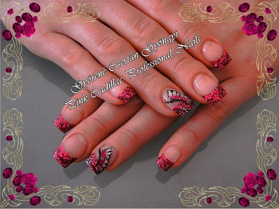 Györené Csertán Gyöngyi - Pink Cadillac Professional Nails Körömszalon - Györené Csertán Gyöngyi - 2009-12-29 18:26