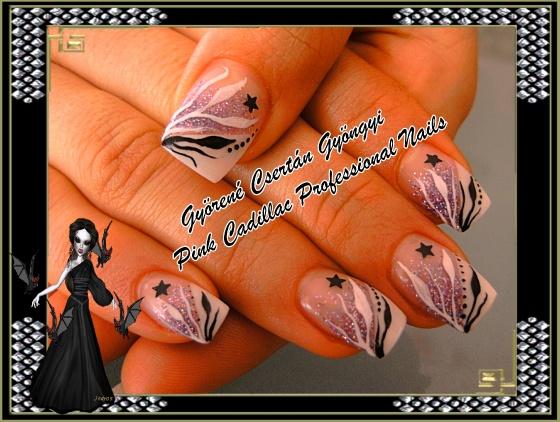 Györené Csertán Gyöngyi - Pink Cadillac Professional Nails Körömszalon - Györené Csertán Gyöngyi - 2009-12-29 21:26
