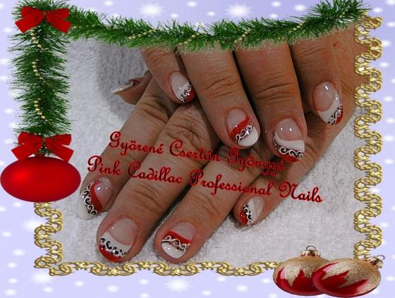 Györené Csertán Gyöngyi - Pink Cadillac Professional Nails Körömszalon - Györené Csertán Gyöngyi - 2010-06-20 13:56