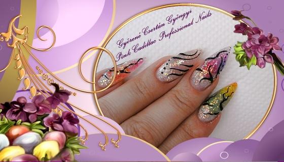 Györené Csertán Gyöngyi - Pink Cadillac Professional Nails Körömszalon - Györené Csertán Gyöngyi - 2009-10-30 11:51