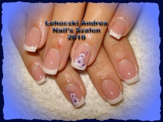 Lehoczki Andrea, Nails Szalon - zselé - 2010-03-07 18:31