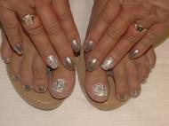 Best Nails - Krómos ezüst