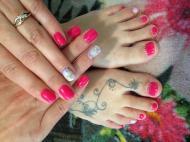 Best Nails - Pedi mani