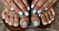 Best Nails - Menta szett