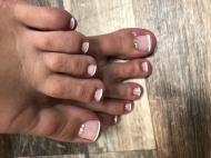 Best Nails - Francia láb