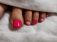 Best Nails - Gél lakk lábkörömre