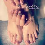 Best Nails - Francia kéz és láb géllakk