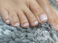 Best Nails - Fracua kövekkel