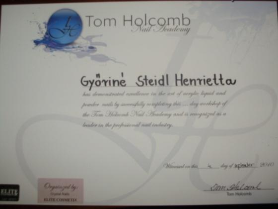 Győriné Steidl Henrietta - Büszkeségem - 2010-09-07 09:17