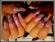 Best Nails - Nyikos Andrea porcelánból Orsinak