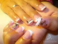Best Nails - uñas en acrilico modelo gemma