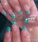 Best Nails - uñas en acrilico modelo jacey