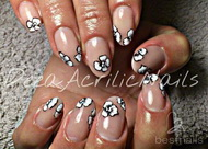 Best Nails - uñas acrilico modelo anna