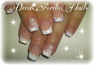 Best Nails - uñas en acrilico french